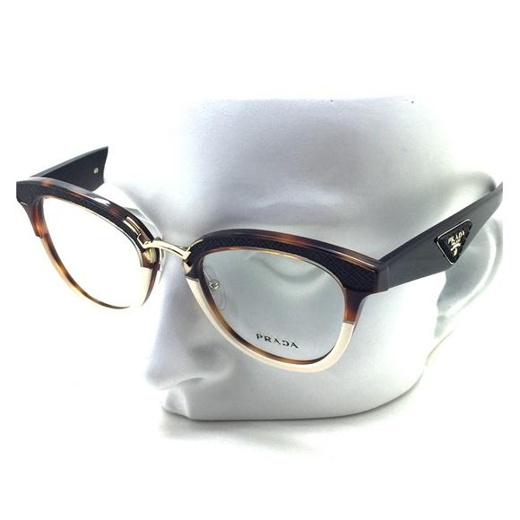 bf991dc412 New Prada VPR 26S VHB-1O1 51mm Eyeglasses